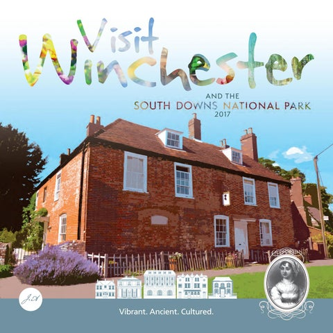 Visit Winchester Visitor Guide 2017 By Communications