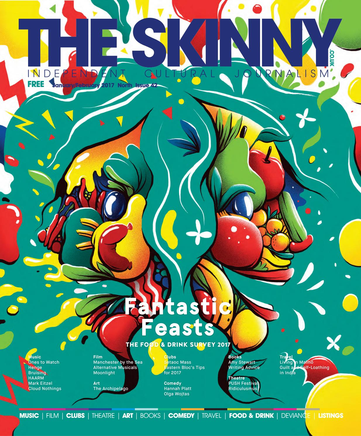 The Skinny North January February 2017 By Issuu Dutchgrub Using Haribo To Make Edible Circuit Boards At