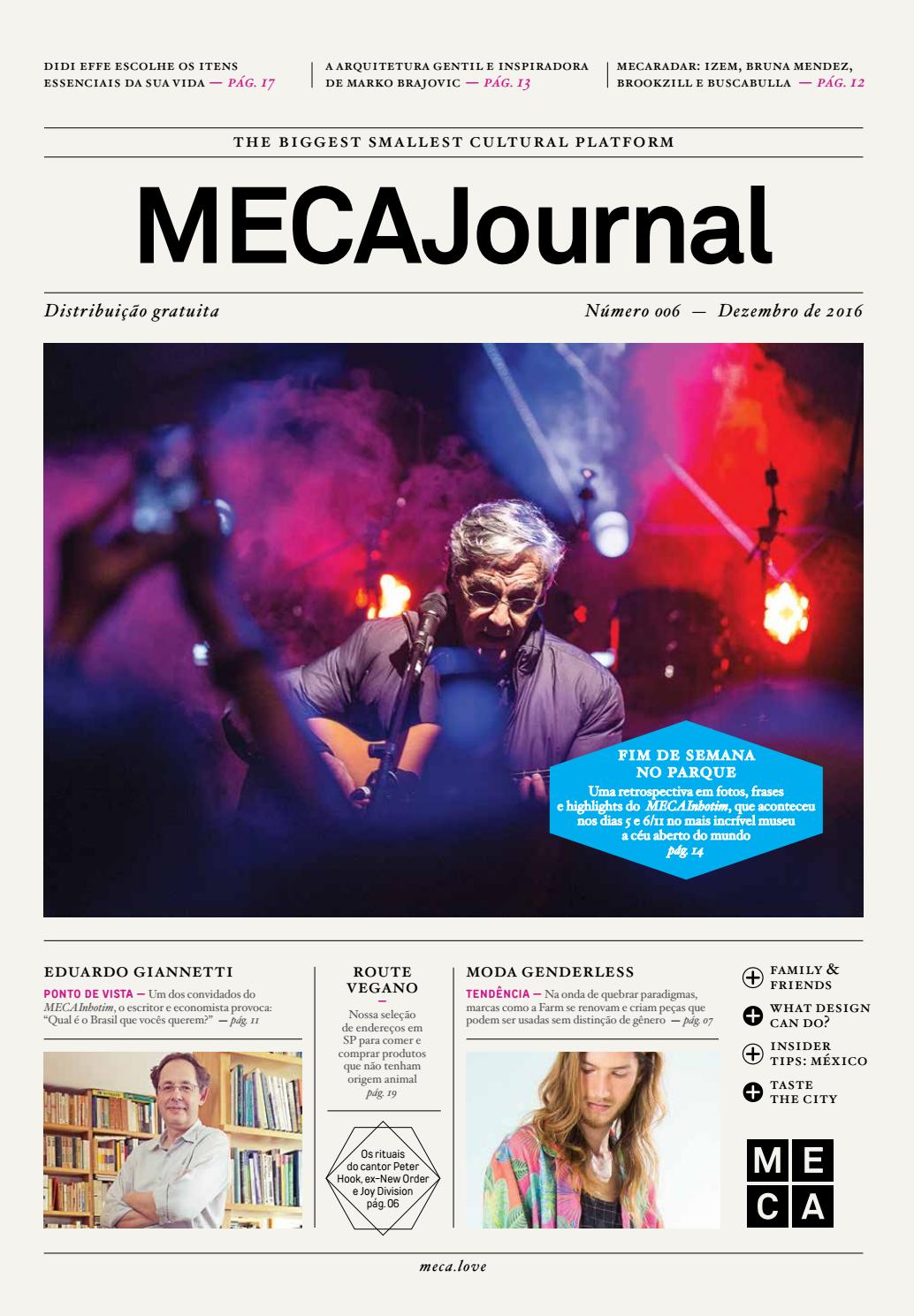 9dc4c5ee3 MECAJournal # 06 – Dezembro/16 by MECAJournal - issuu