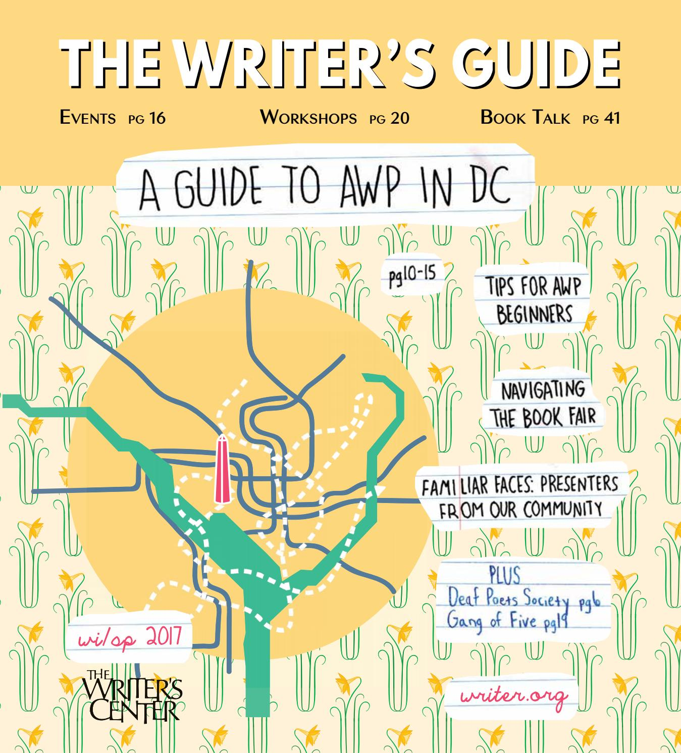 The Writers Guide Winter Spring 2017 By Center Issuu Pensil Alis Shopie Paris