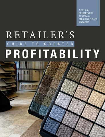 Retailer's Guide To Greater Profitability by Margo Locust ... on