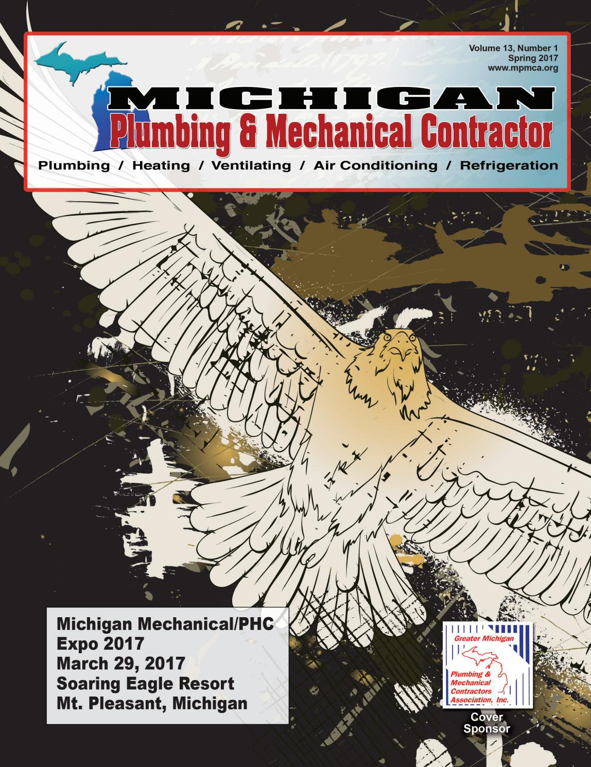 Michigan Plumbing & Mechanical Contractor, Spring 2017 by