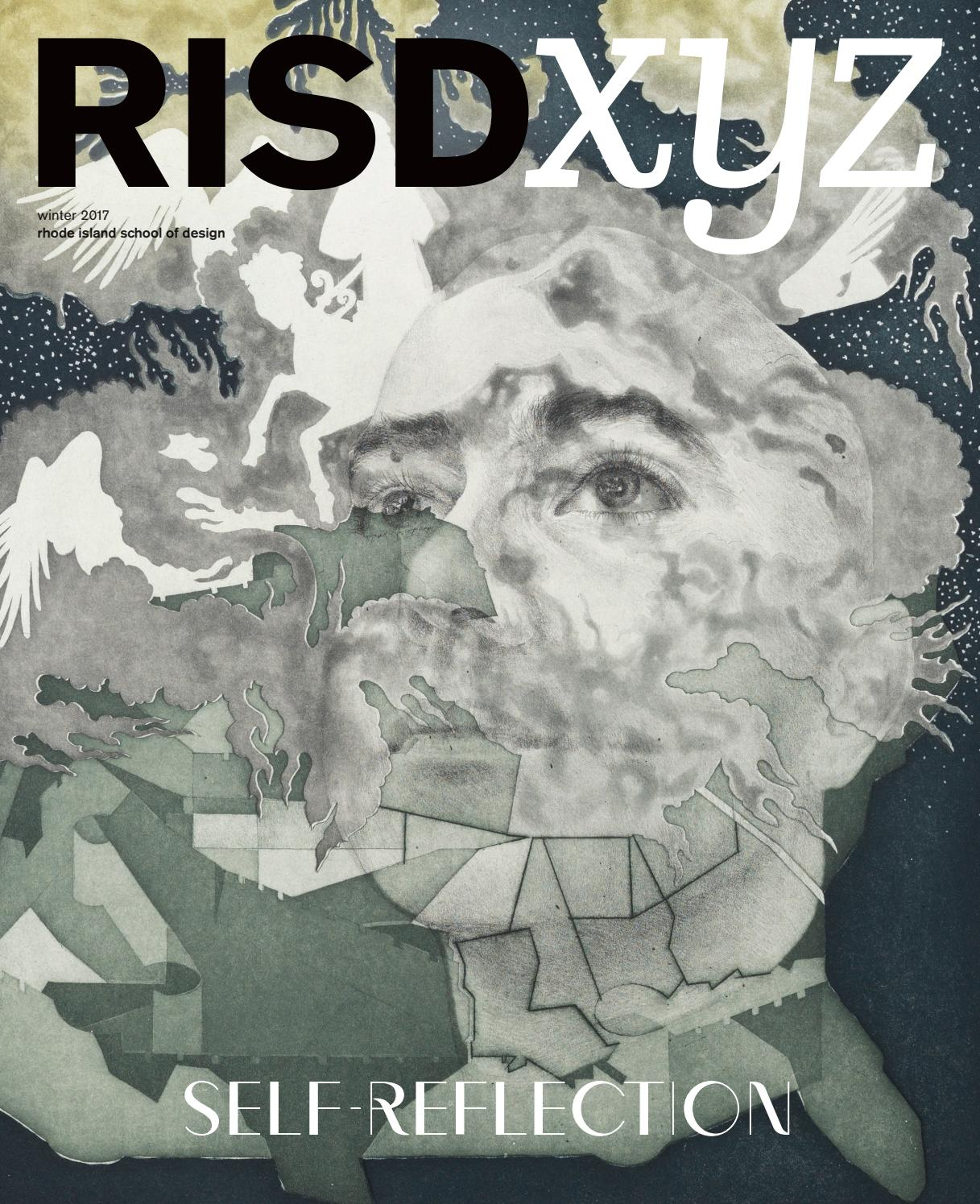RISD XYZ Winter 2017 by Rhode Island School of Design - issuu