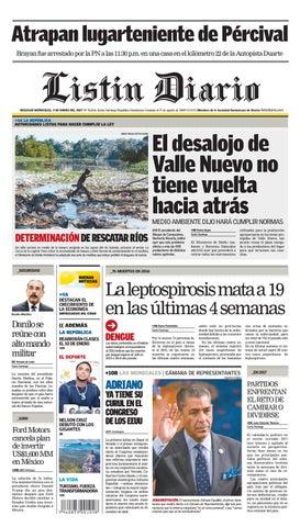timeless design 24891 6665e Atrapan lugarteniente de Pércival Brayan fue arrestado por la PN a las 11 30  p.m. en una casa en el kilómetro 22 de la Autopista Duarte