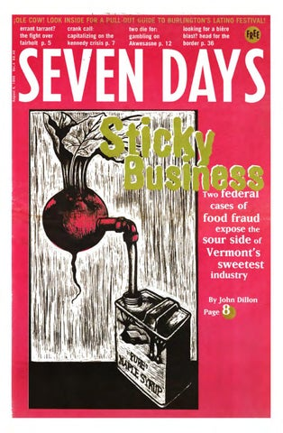 d20957009b322 Seven Days, August 4, 1999 by Seven Days - issuu