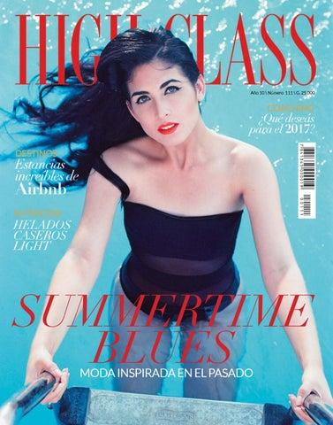 3f440d7008 High Class de Enero 2017 by Revista High Class - issuu