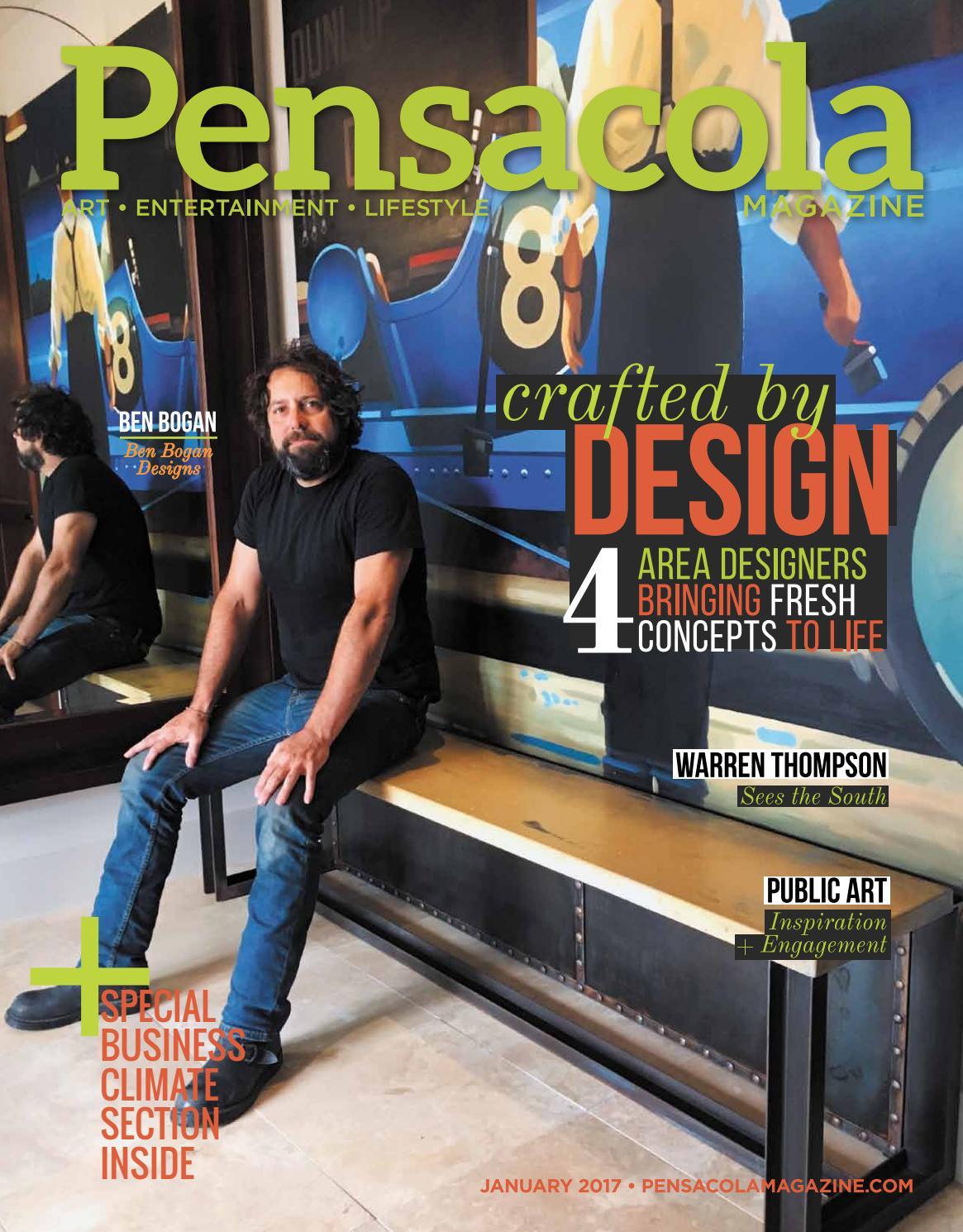 Pensacola Magazine January 2017 by Ballinger Publishing - issuu