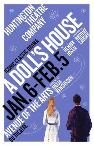 A Dolls House Program By Huntington Theatre Company Issuu