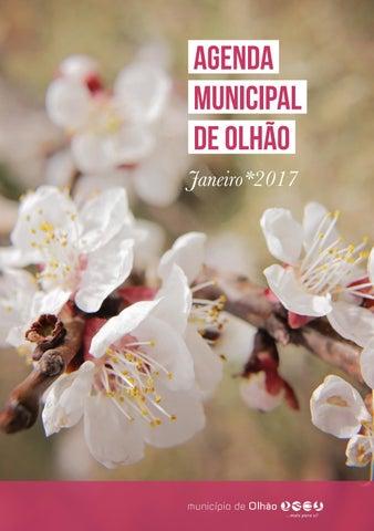Agenda Municipal de Olhão // JANEIRO * 2017 - 8700-olhao.com #Olhão