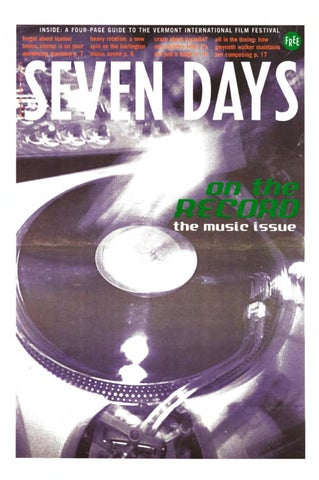bbebce3b1a117b Seven Days, October 20, 1999 by Seven Days - issuu