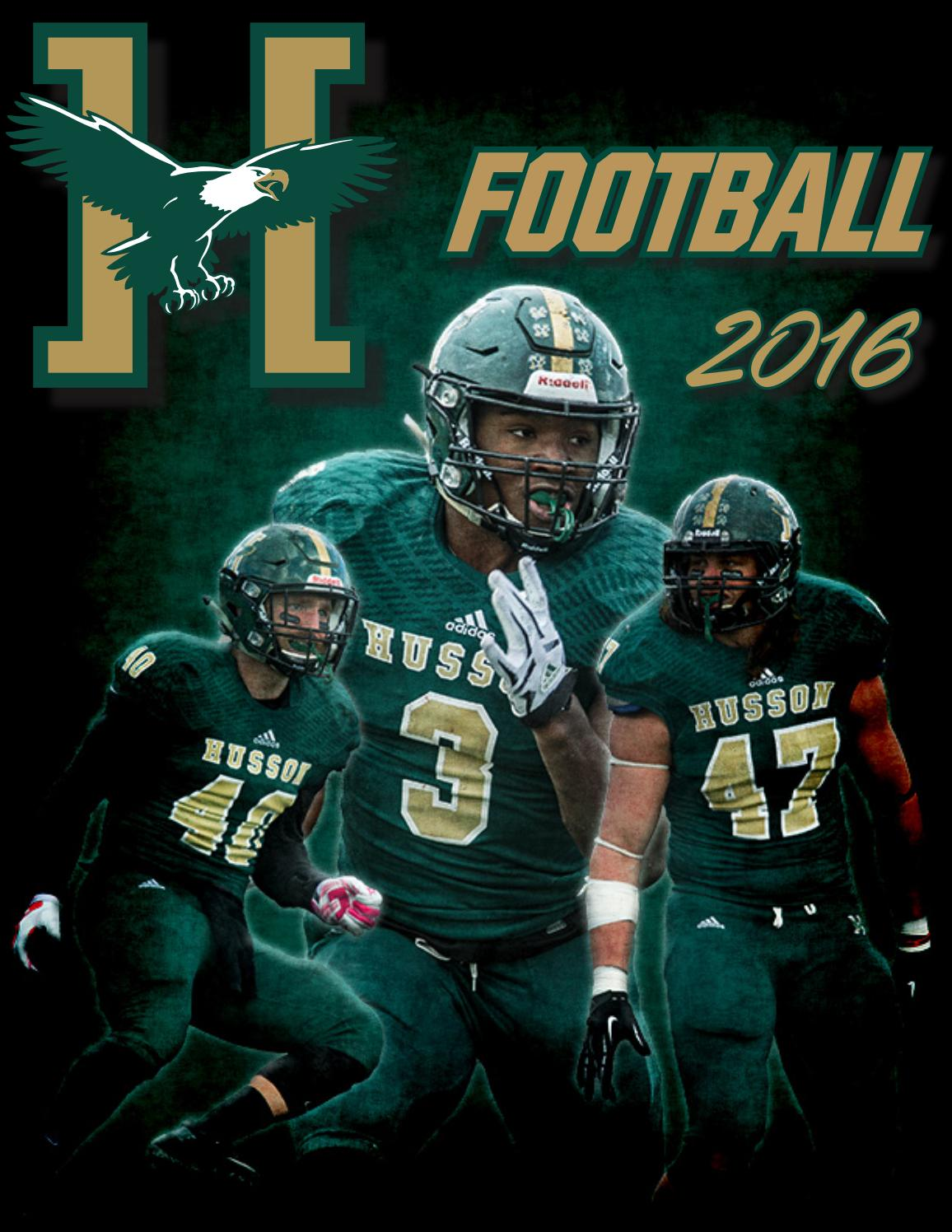 2016 Husson Football Media Guide by Husson Eagles - Issuu
