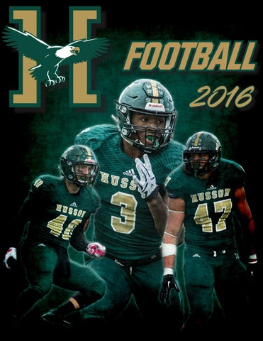 2016 Husson Football Media Guide by Husson Eagles - issuu 7e4ffcb2a