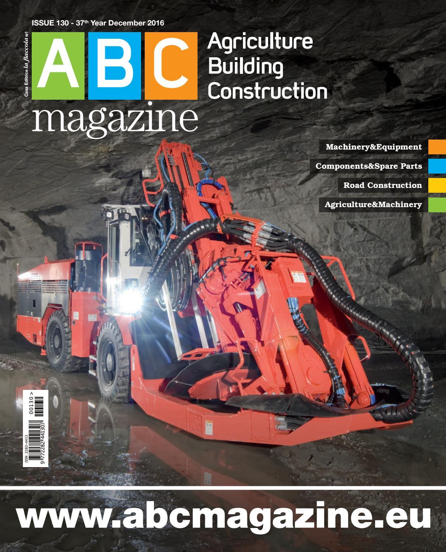 ABC Magazine december 2016 by Casa Editrice la fiaccola srl