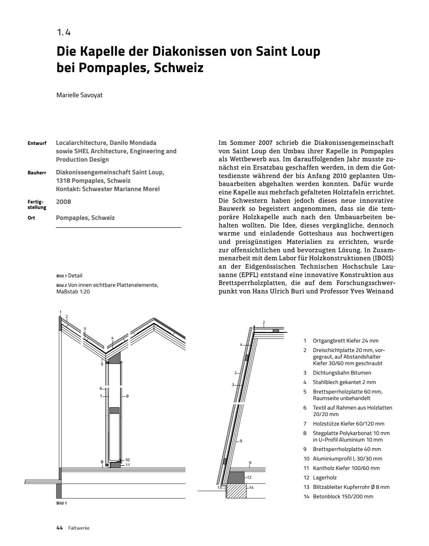 Neue holztragwerke architektonische entw rfe und digitale bemessung by birkh user issuu - Architektonische hauser ...