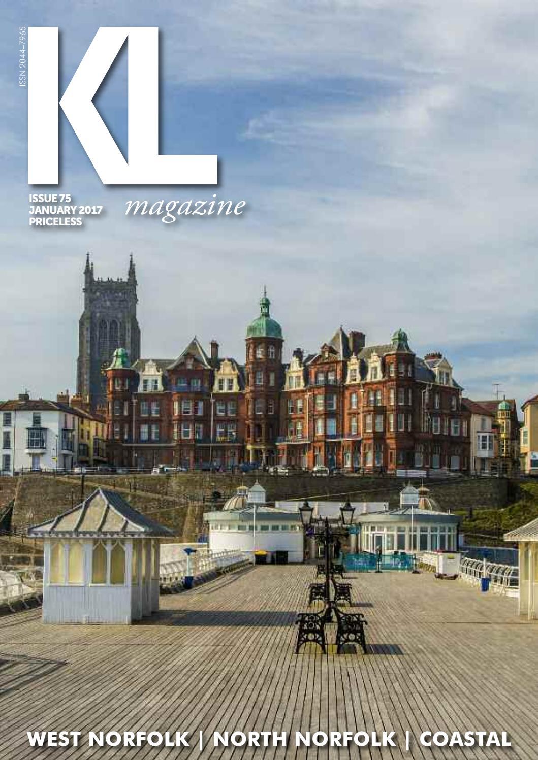KL Magazine January 2017 by KL