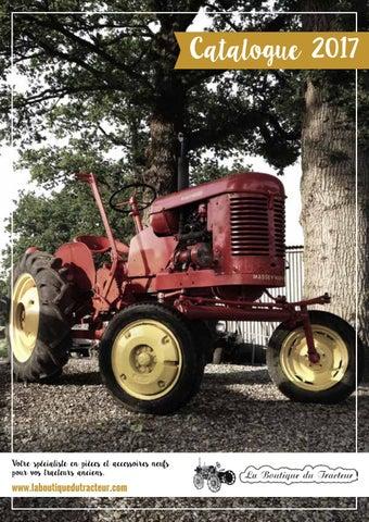 Le joint de collecteur d/'échappement pour Massey Ferguson 35 Essence TEA20 tracteurs TED20