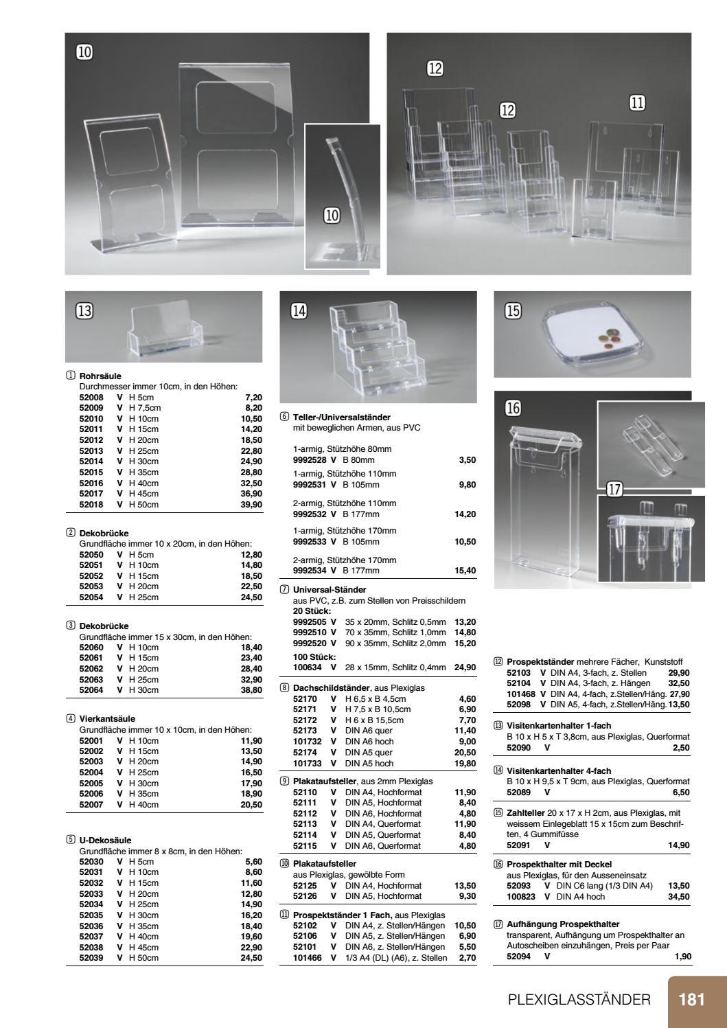 Ehrensperger Ag Displayland Katalog Frühjahr Sommer 2017 By