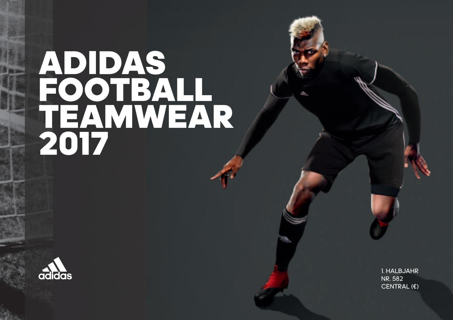 2fc5033206 Adidas Teamsport Katalog 2017 2018 by Hofbauer Teamsport Simbach - issuu