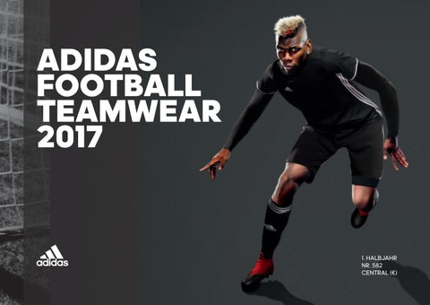 Adidas Teamsport Katalog 20172018 by Hofbauer Teamsport