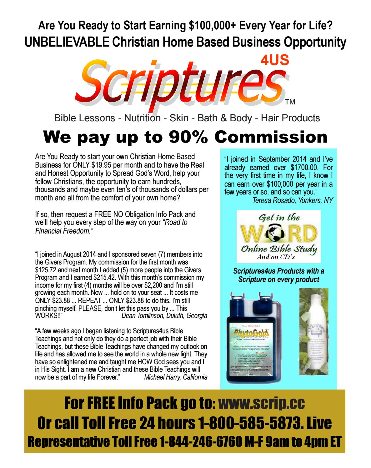 Magnificent Christian Home Based Business Opportunities Pattern ...