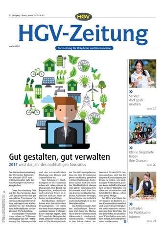 new products 1e505 3ba2e Januar-Ausgabe der HGV-Zeitung by HGV-Service Genossenschaft - issuu