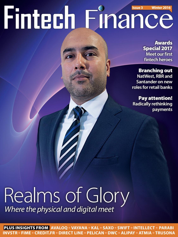 15e0905c6 Fintech Finance Magazine Winter 2016 by ADVERTAINMENT MEDIA - issuu