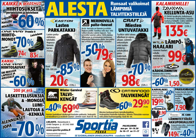 Sportiapekka 0701 by Sportia-Pekka Sportia-Pekka - issuu
