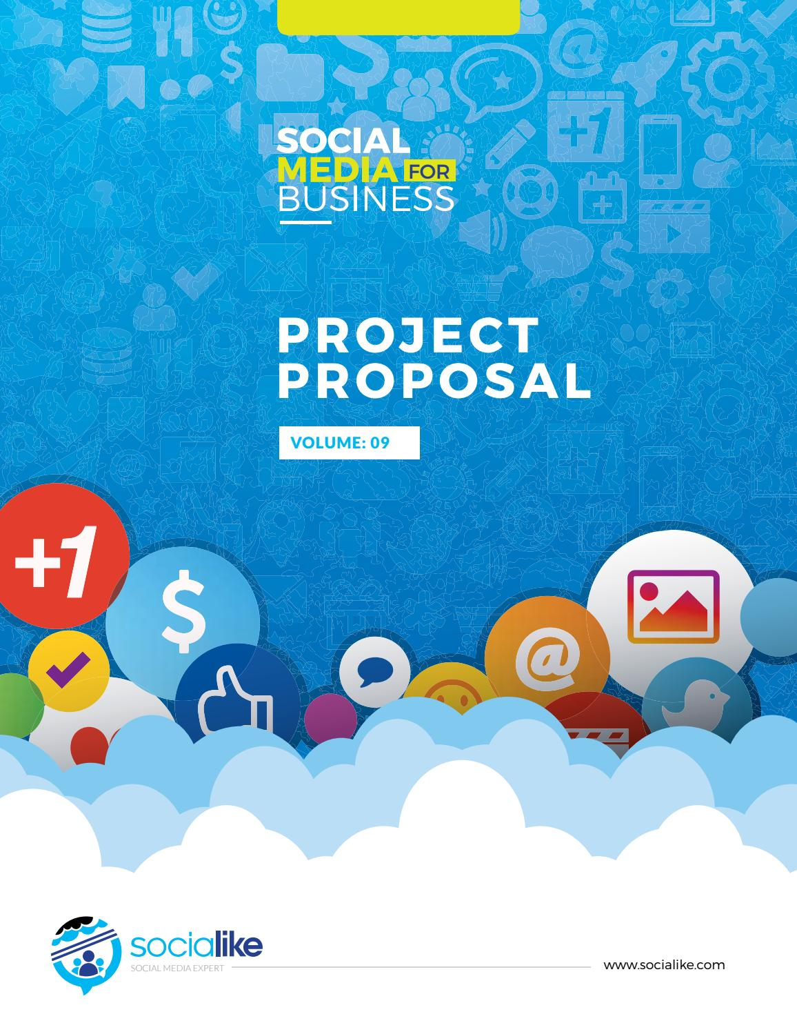 social media project The two most important social media projects if you are starting at the beginning, there are two major projects required for setting up a social media marketing program for your small business.