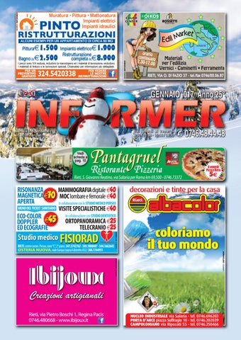 INFORMER aprile 2016 by informer - issuu fb8fa519fb2