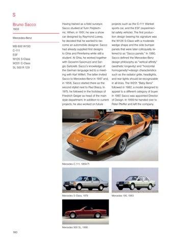Designing Motion Automotive Designers 1890 To 1990 By Birkhauser Issuu