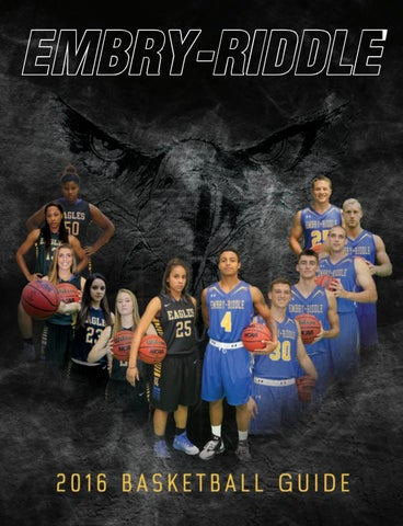 ac12d0f24 2016-17 Embry-Riddle Basketball Media Guide by Embry-Riddle ...