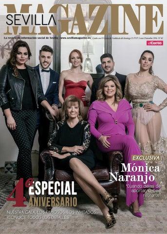 2cd4e28c2 Sevilla Magazine Diciembre 2016 by Sevilla Magazine - issuu