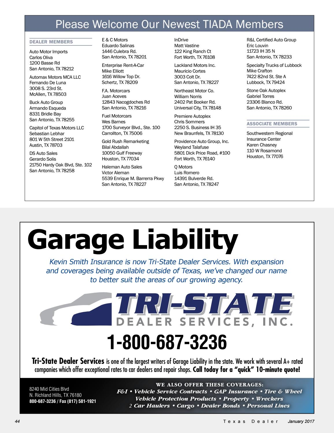 texasdealer jan2017 by texas independent auto dealers association issuu texasdealer jan2017 by texas