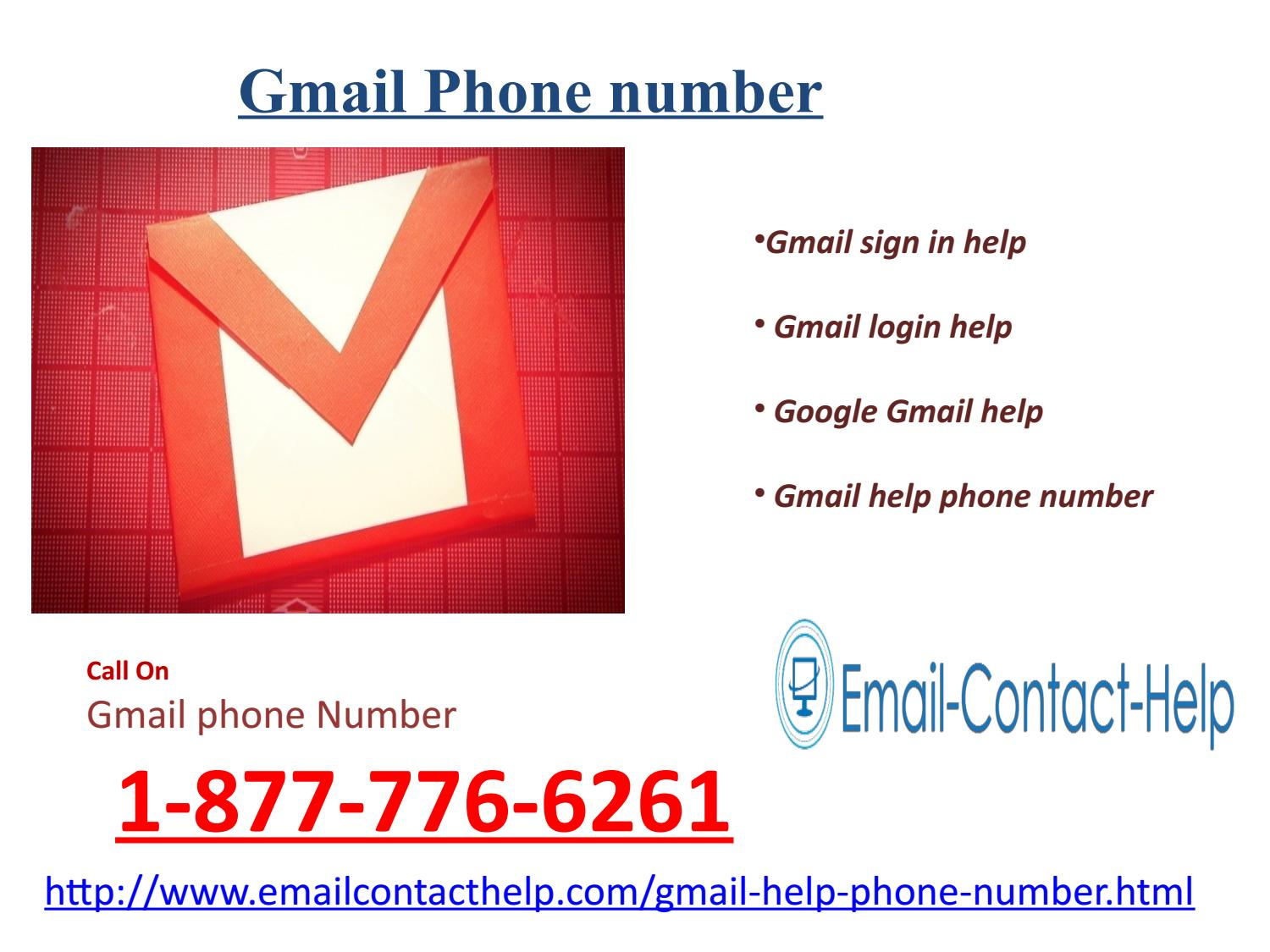gmail helpline at @1-877-776-6261 with expert help by bphilip74902