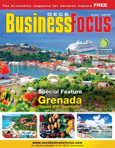 Oecs business focus 5 by ams st lucia issuu page 1 fandeluxe Image collections