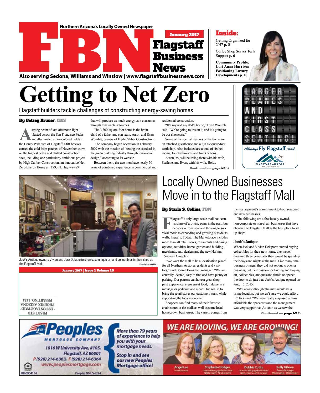 Flagstaff Buisness News by DLP Marketing - issuu