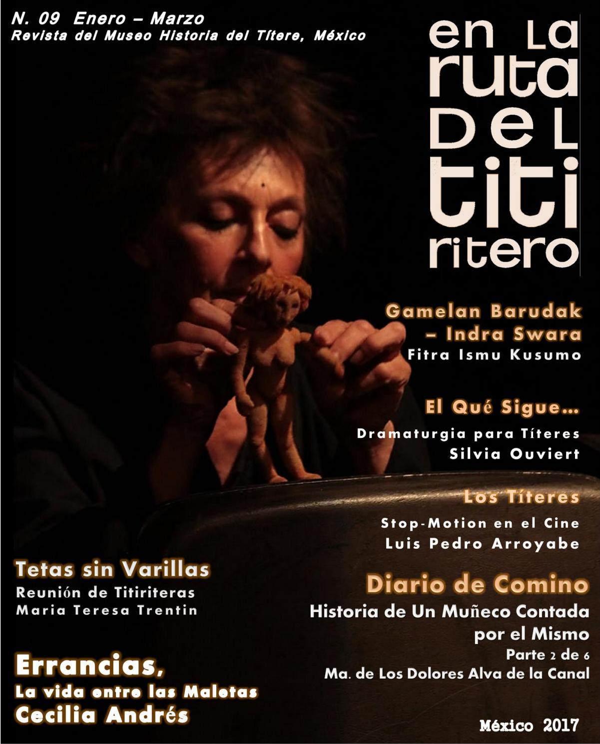 O9 En la Ruta del Titiritero by Museo Historia del Títere - issuu b8f4fa73fd7b2