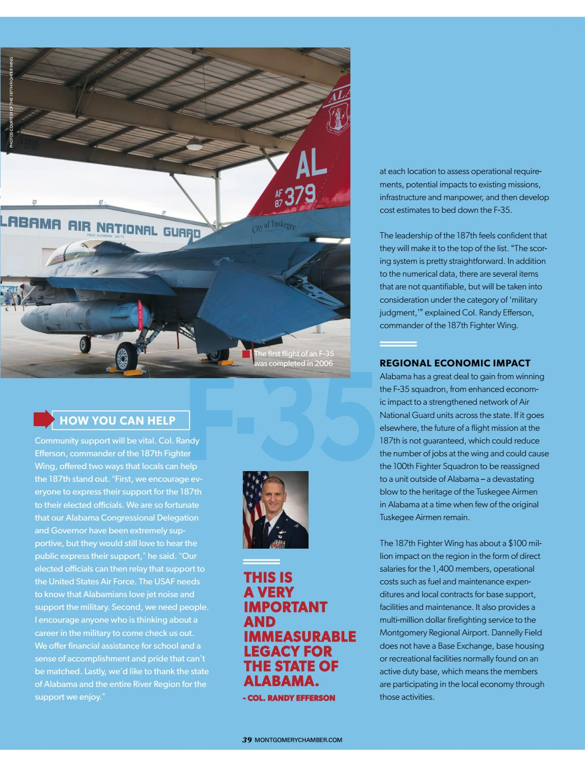 Montgomery Business Journal - January 2017 by Montgomery