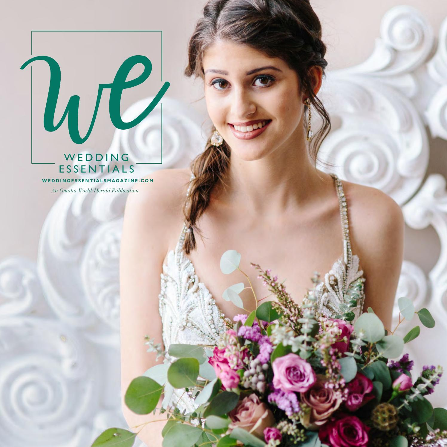 188f5b05fc16 Wedding Essentials - Winter 2017 by Omaha World-Herald - issuu