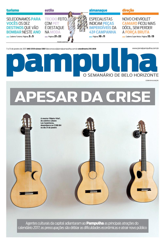 ca314fd355c75 Pampulha, sábado - 07 01 2017 by Tecnologia Sempre Editora - issuu