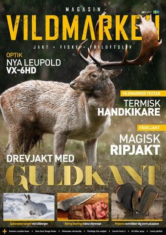Vildmarken nr 1 2017 by Vildmarken - issuu 375c370ea6d4f