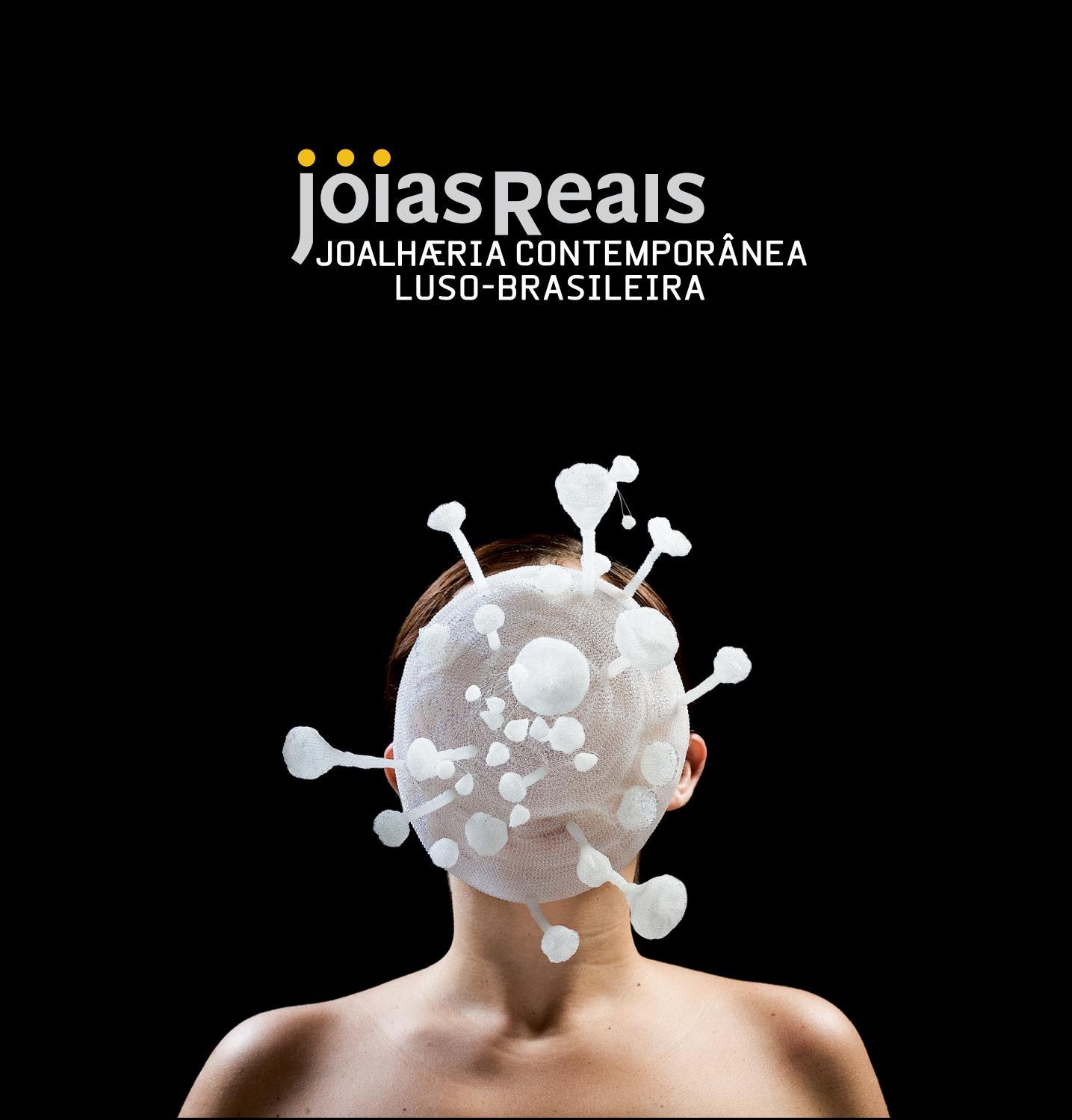 20 jóias reais com capa by Cristina Filipe   issuu