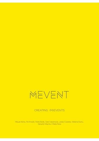 Mevent memoria by EU ERAM - issuu