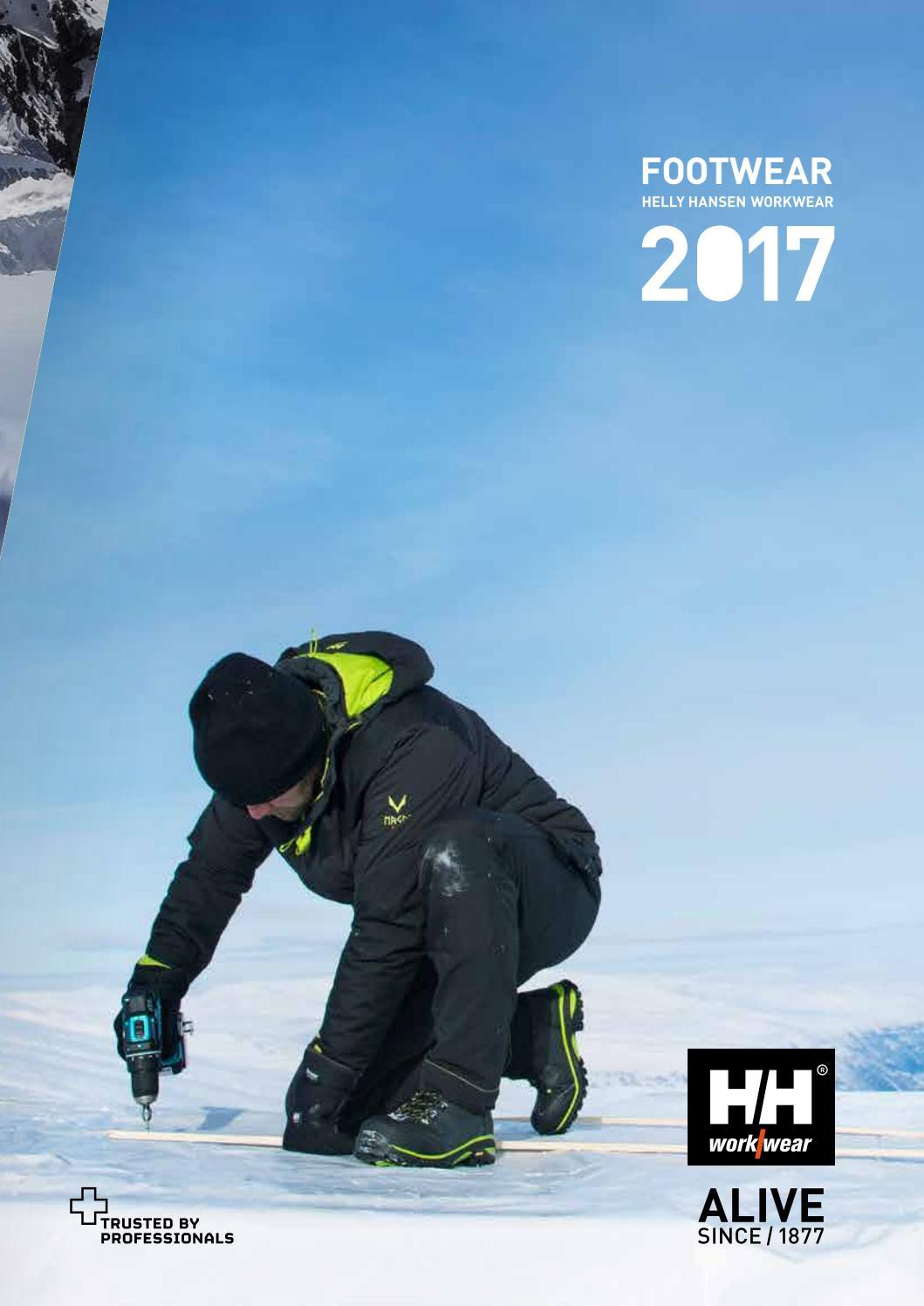 978f8eb0 HHww Main Catalog 2017 Footwear DK by HH Workwear - issuu