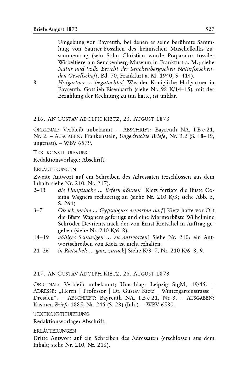 Bv 425 Wagner Sämtliche Briefe Band 25 By Breitkopf Härtel Issuu