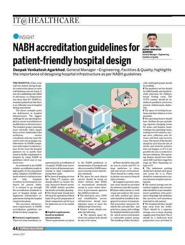 Guide Book To Nabh Standards For Hospitals