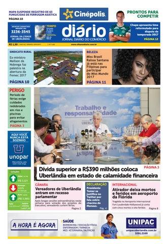 f54c6ea1e3 Edição 07 01 2017 by Diário do Comércio - issuu