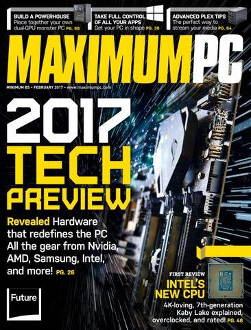 Max PC Magazine 134 (Sampler) by Future PLC - issuu