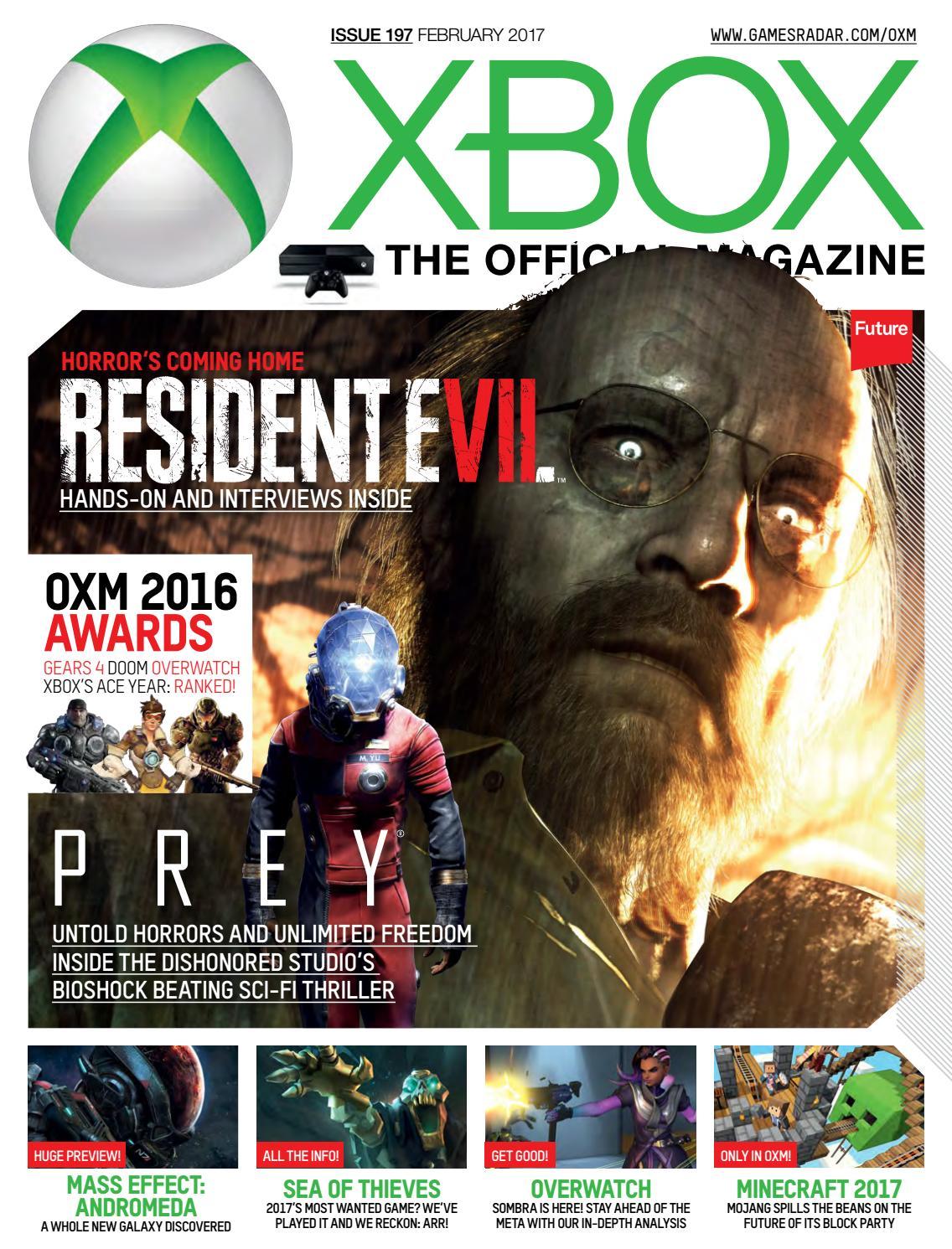 Xbox US 197 (Sampler) by Future PLC - issuu