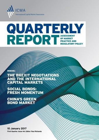 ICMA Quarterly Report 2Q 2016 issuu by ICMA - issuu